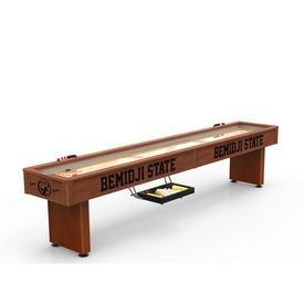 Bemidji State 12' Shuffleboard Table By Holland Bar Stool Co.