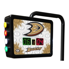 Anaheim Ducks Electronic Shuffleboard Scoring Unit By Holland Bar Stool Co.