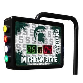 Michigan State Electronic Shuffleboard Scoring Unit By Holland Bar Stool Co.