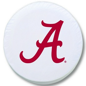 Alabama A Tire Cover