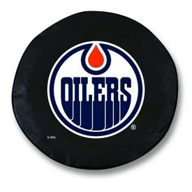 Edmonton Oilers Tire Cover
