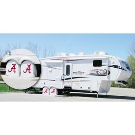 Alabama A Tire Shade