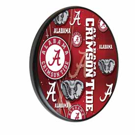 Alabama Digitally Printed Wood Sign by the Holland Bar Stool Co.