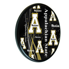 Appalachian State Digitally Printed Wood Sign by the Holland Bar Stool Co.