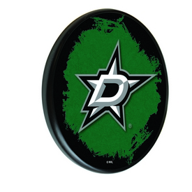 Dallas Stars Digitally Printed Wood Sign by the Holland Bar Stool Co.