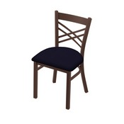 """620 Catalina 18"""" Chair with Bronze Finish and Canter Twilight Seat"""