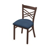 """620 Catalina 18"""" Chair with Bronze Finish and Rein Bay Seat"""