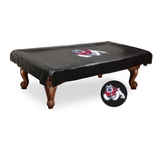 Fresno State Billiard Table Cover by Holland Bar Stool Co.