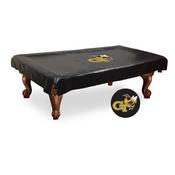 Georgia Tech Billiard Table Cover by Holland Bar Stool Co.