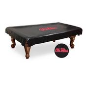 Ole' Miss Billiard Table Cover by Holland Bar Stool Co.