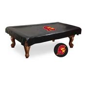 USC Trojans Billiard Table Cover by Holland Bar Stool Co.