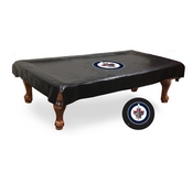 Winnipeg Jets Billiard Table Cover by Holland Bar Stool Co.
