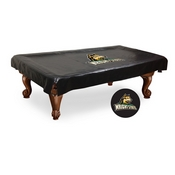 Wright State Billiard Table Cover by Holland Bar Stool Co.