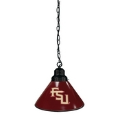 Florida State (Script) Pendant Light Fixture by Holland Bar Stool