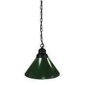 Green Pendant Light Fixture by Holland Bar Stool