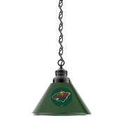 Minnesota Wild Pendant Light Fixture by Holland Bar Stool