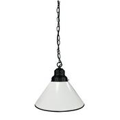 White Pendant Light Fixture by Holland Bar Stool