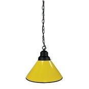 Yellow Pendant Light Fixture by Holland Bar Stool