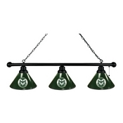 Colorado State 3 Shade Billiard Light with Fixture by Holland Bar Stool
