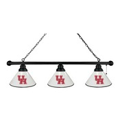 Houston 3 Shade Billiard Light with Fixture by Holland Bar Stool
