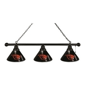 Oregon State 3 Shade Billiard Light with Fixture by Holland Bar Stool