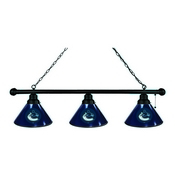 Vancouver Canucks 3 Shade Billiard Light with Fixture by Holland Bar Stool