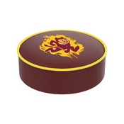 Arizona State Bar Stool Seat Cover with Sparky Logo By HBS