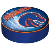 Boise State Bar Stool Seat Cover By Holland Covers