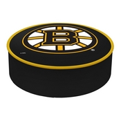 Boston Bruins Bar Stool Seat Cover By HBS