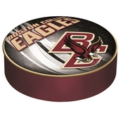 Boston College Bar Stool Seat Cover By Holland Covers