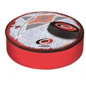Carolina Hurricanes Bar Stool Seat Cover By Holland Covers