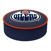 Edmonton Oilers Bar Stool Seat Cover By HBS