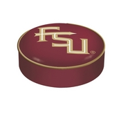 Florida State (Script) Bar Stool Seat Cover By HBS