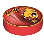 Ferris State Bar Stool Seat Cover By Holland Covers