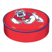 Fresno State Bar Stool Seat Cover By HBS