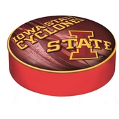 Iowa State Bar Stool Seat Cover By Holland Covers
