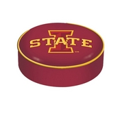Iowa State Bar Stool Seat Cover By HBS