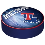 Louisiana Tech Bar Stool Seat Cover By Holland Covers