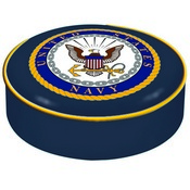 U.S. Navy Bar Stool Seat Cover By HBS