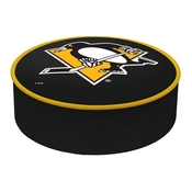 Pittsburgh Penguins Bar Stool Seat Cover By HBS