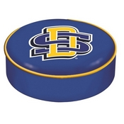 South Dakota State Bar Stool Seat Cover By HBS