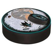 San Jose Sharks Bar Stool Seat Cover By Holland Covers