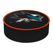 San Jose Sharks Bar Stool Seat Cover By HBS
