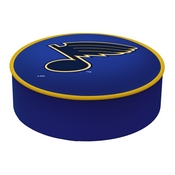 St Louis Blues Bar Stool Seat Cover By HBS