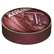 Texas A&M Bar Stool Seat Cover By Holland Covers