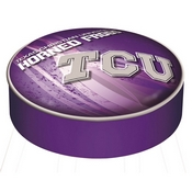 Tcu Bar Stool Seat Cover By Holland Covers