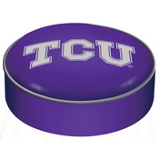 Tcu Bar Stool Seat Cover By HBS