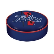 Tulsa Bar Stool Seat Cover By HBS