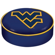 West Virginia Bar Stool Seat Cover By HBS