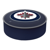 Winnipeg Jets Bar Stool Seat Cover By HBS